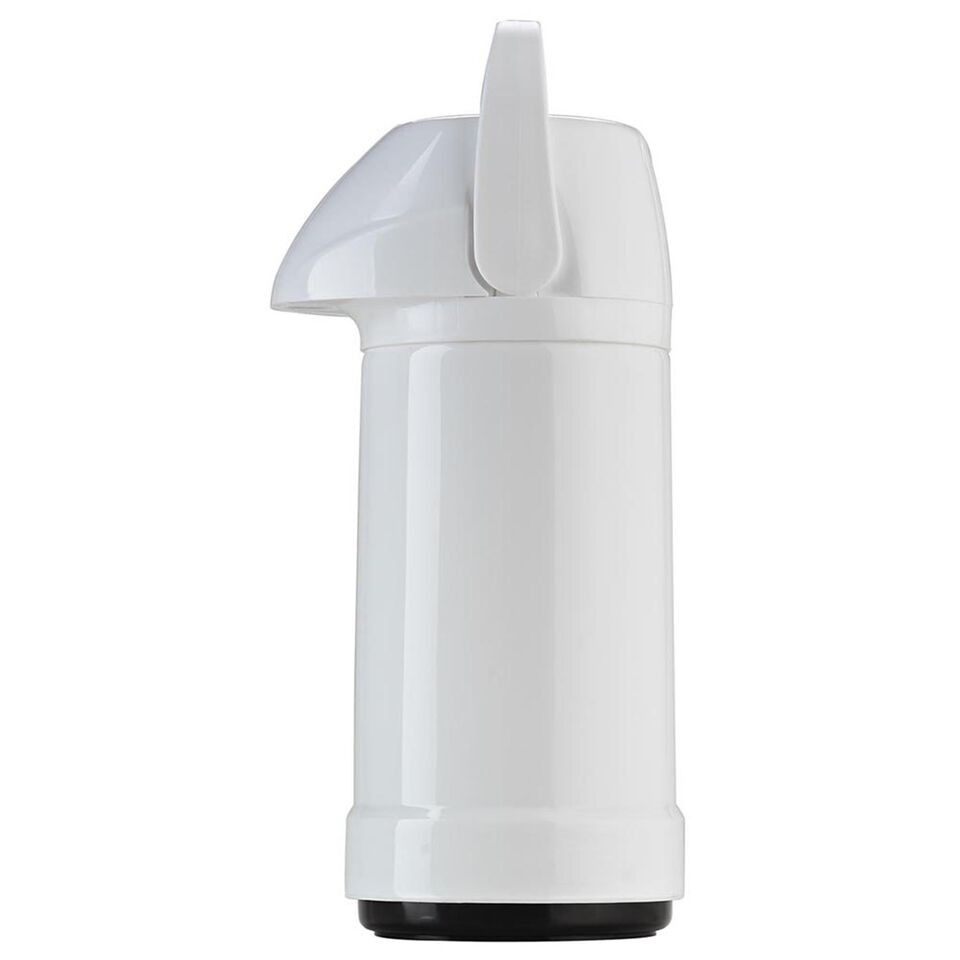 Garrafa Térmica GLT Pressão 0,5L branca - INVICTA