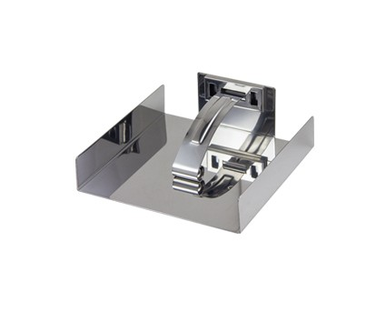 Porta Guardanapo com alavanca DP INOX ALLISSAN