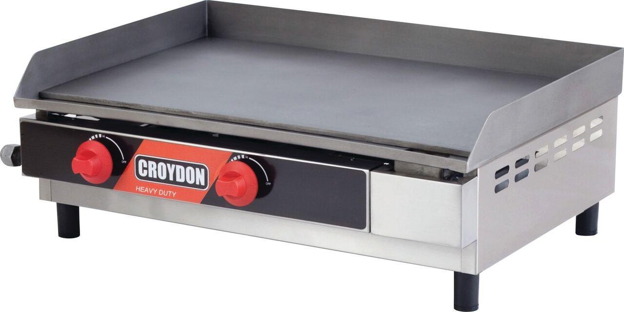 Churrasqueira chapa à Gás FG06 - Croydon