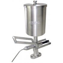Doceira / Recheadeira Copo em Alumínio 5 Litros - Ademaq