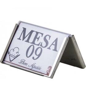 Display mesa mini inox - ALLISSAN